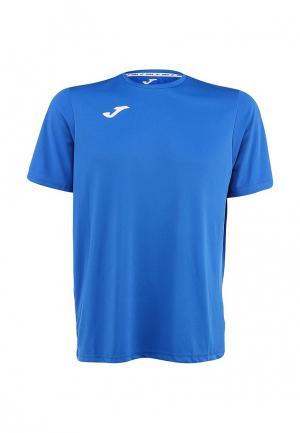 Футболка спортивная Joma. Цвет: синий
