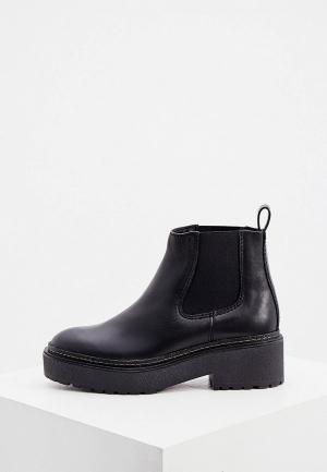 Ботинки Bimba Y Lola. Цвет: черный