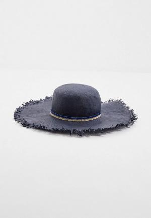 Шляпа Patrizia Pepe. Цвет: серый