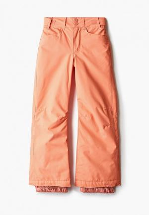 Брюки горнолыжные Roxy. Цвет: оранжевый