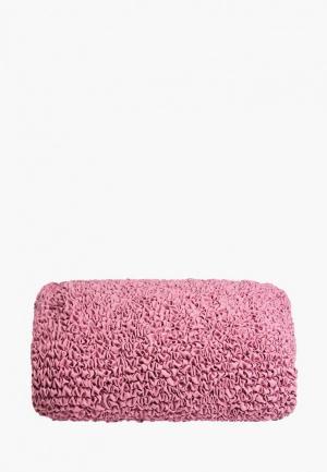 Чехол на кресло Еврочехол. Цвет: розовый