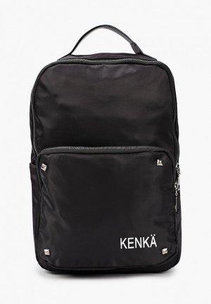 Рюкзак Kenkä. Цвет: черный