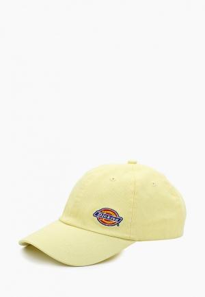 Бейсболка Dickies. Цвет: желтый