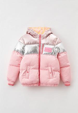 Куртка утепленная Marc Jacobs. Цвет: розовый