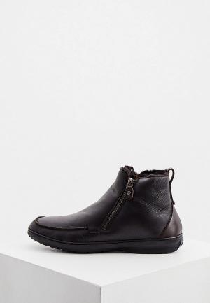 Ботинки Aldo Brue. Цвет: коричневый