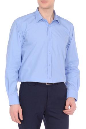 Рубашка KarFlorens. Цвет: мультицвет