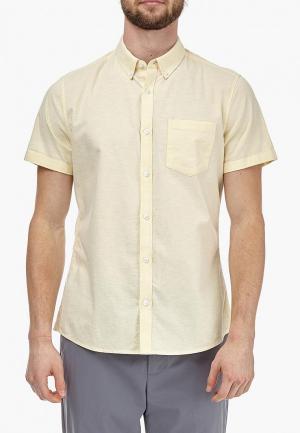 Рубашка Burton Menswear London. Цвет: бежевый