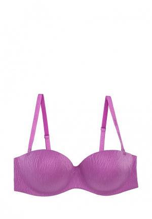 Бюстгальтер Marc&Andre. Цвет: фиолетовый