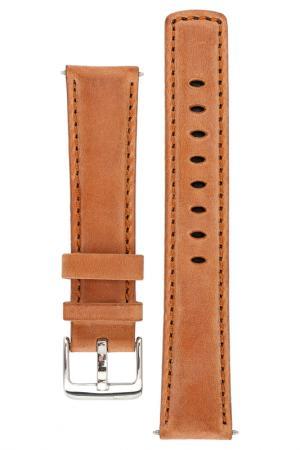 Ремешок для часов SIGNATURE. Цвет: желто-оранжевый