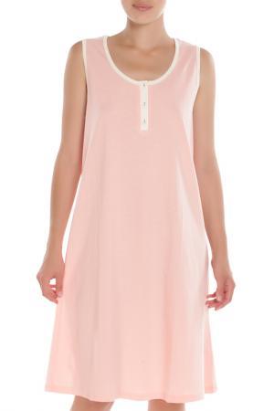 Сорочка SIS. Цвет: персиковый