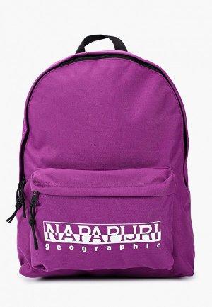 Рюкзак Napapijri. Цвет: фиолетовый