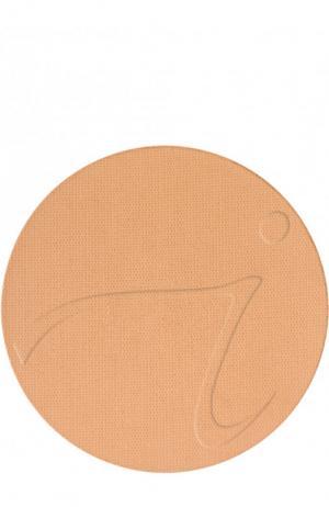 Прессованная основа PurePressed Base SPF 20 Refill, оттенок Golden Tan jane iredale. Цвет: бесцветный