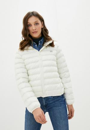 Куртка утепленная Levis® Levi's®. Цвет: белый