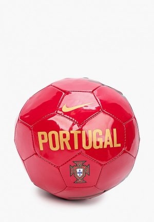 Мяч футбольный Nike. Цвет: красный