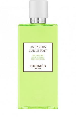 Гель для душа Hermes Jardin Sur Le Toit Hermès. Цвет: бесцветный