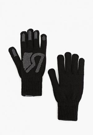 Перчатки Regatta. Цвет: черный