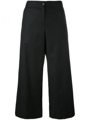 Укороченные брюки IM Isola Marras I'M. Цвет: чёрный