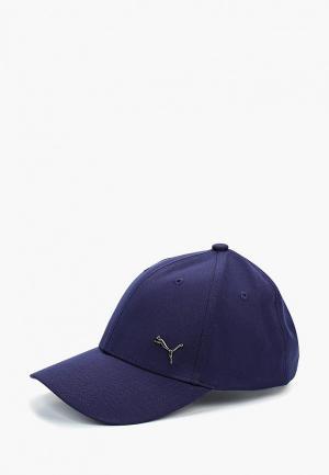 Бейсболка PUMA. Цвет: синий