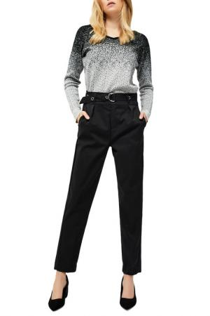 Trousers MOODO. Цвет: black