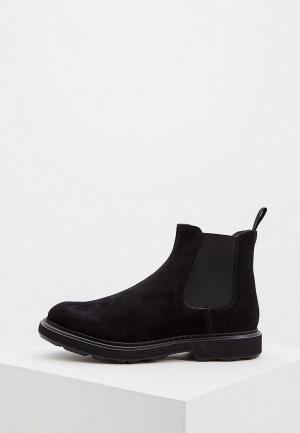 Ботинки Emporio Armani. Цвет: черный