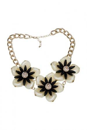 Ожерелье Victoria Le Land. Цвет: черный