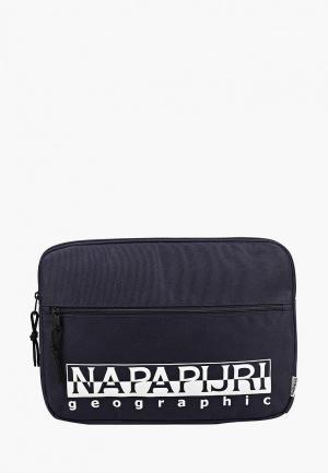 Чехол для ноутбука Napapijri. Цвет: синий
