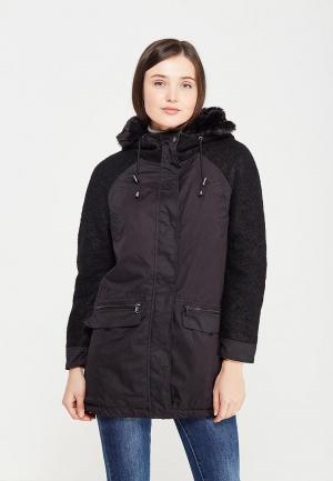 Куртка утепленная Mavi. Цвет: черный