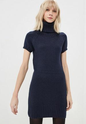 Платье Alcott. Цвет: синий