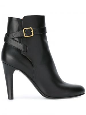 Ботинки Karluz Michel Vivien. Цвет: чёрный