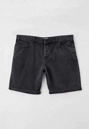 Шорты джинсовые Only & Sons. Цвет: серый