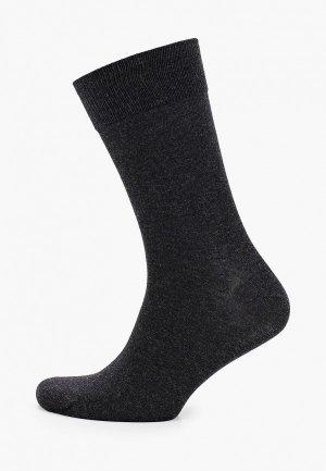 Носки 2 пары DIM. Цвет: черный