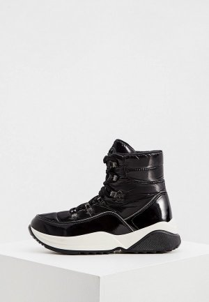 Ботинки Jog Dog. Цвет: черный
