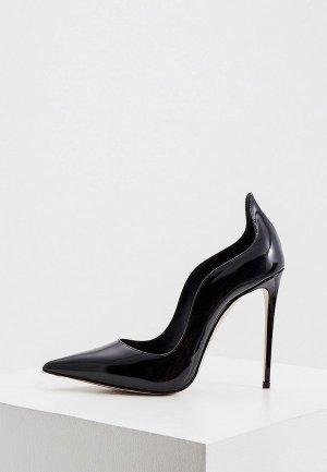 Туфли Le Silla. Цвет: черный