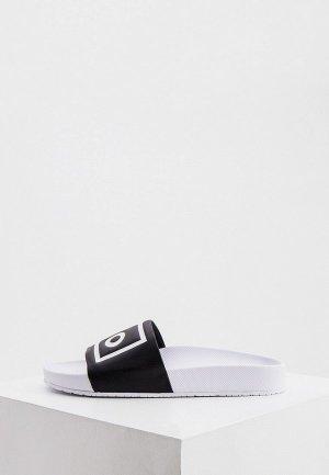 Сланцы Polo Ralph Lauren. Цвет: черный
