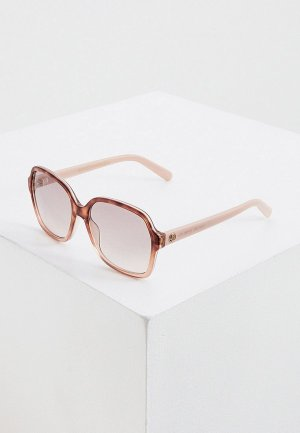 Очки солнцезащитные Marc Jacobs. Цвет: бежевый