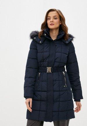 Куртка утепленная Wallis. Цвет: синий