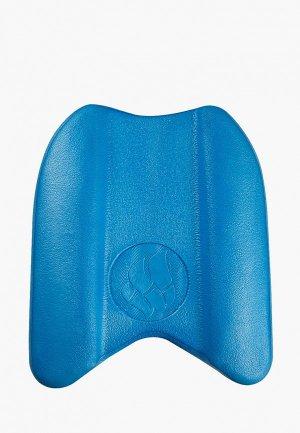Калабашка для плавания MadWave. Цвет: голубой