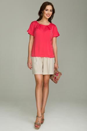Блузка LA VIDA RICA. Цвет: розовый