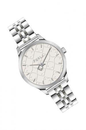 Наручные часы FURLA. Цвет: белый